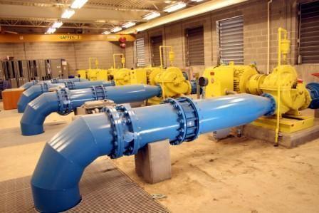 Pumping station Pumping Station