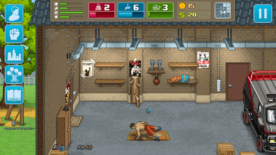 Punch Club Punch Club Fighting Tycoon Android Apps on Google Play