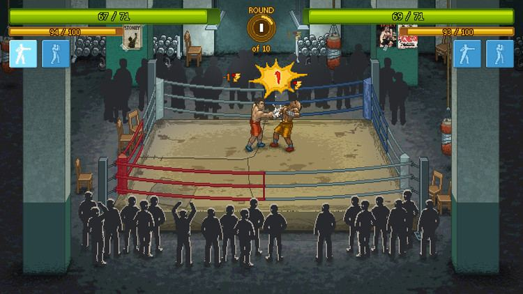 Punch Club Punch Club will launch earlybut only if Twitch can beat it PC Gamer