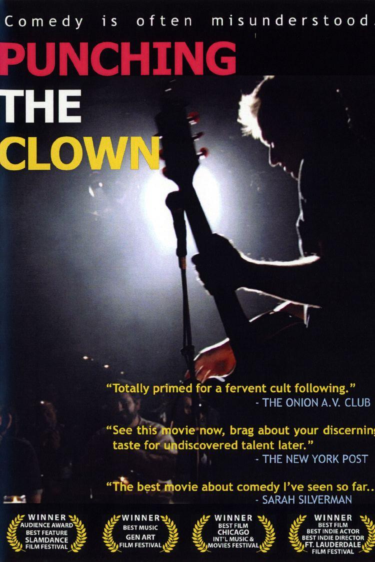 Punching the Clown wwwgstaticcomtvthumbdvdboxart7887420p788742