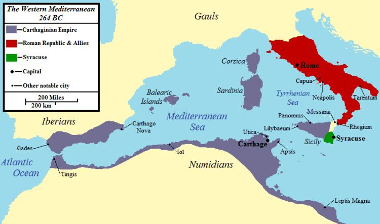 Punic Wars Punic Wars Ancient History Encyclopedia