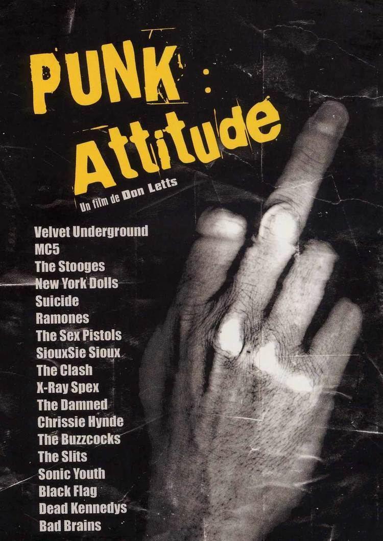 Punk: Attitude Punk Attitude 2005 Filminfo Film1nl