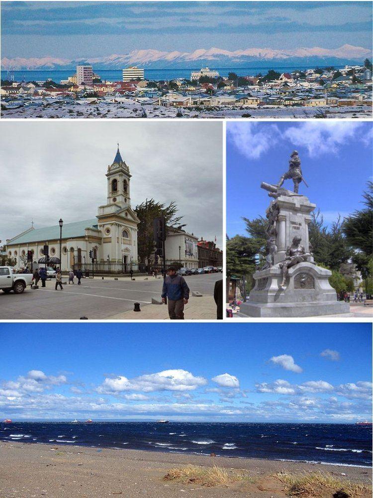 Punta Arenas in the past, History of Punta Arenas