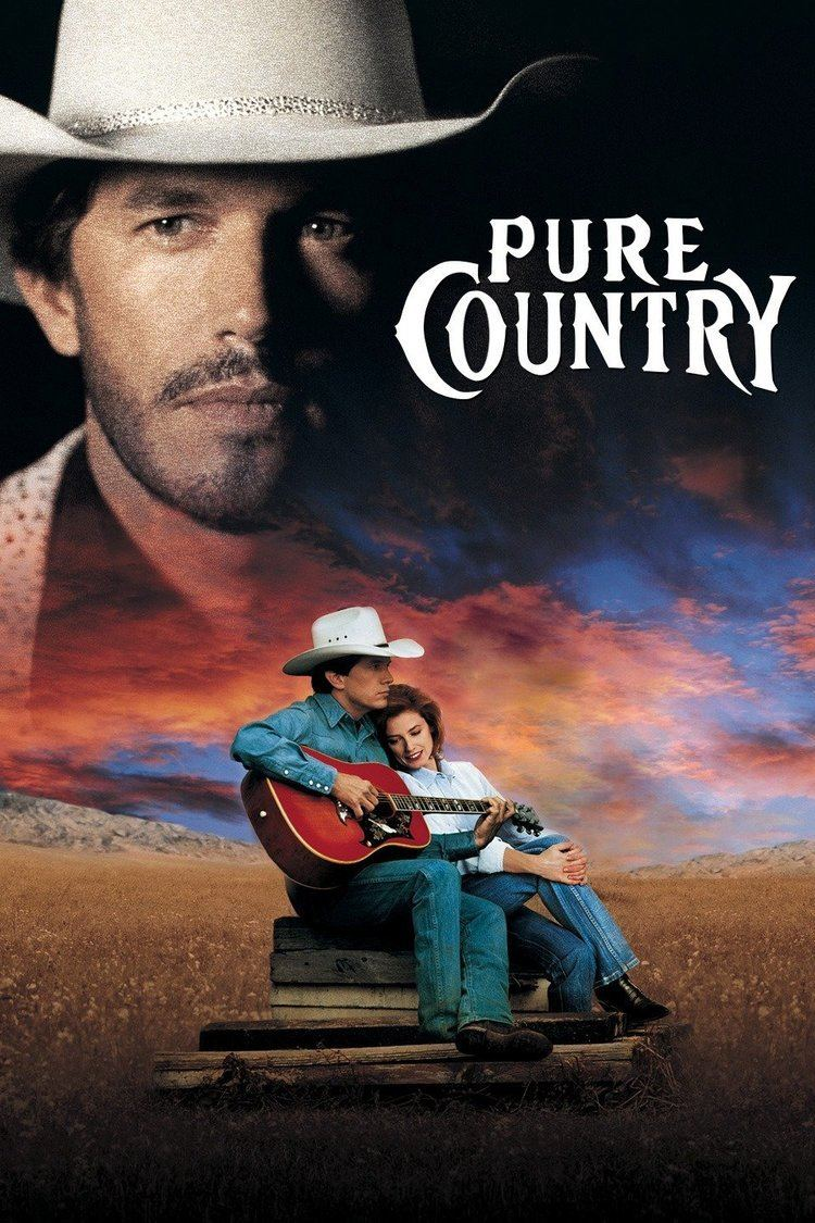 Pure Country wwwgstaticcomtvthumbmovieposters14331p14331