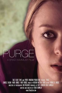 Purge (2008 film) movie poster