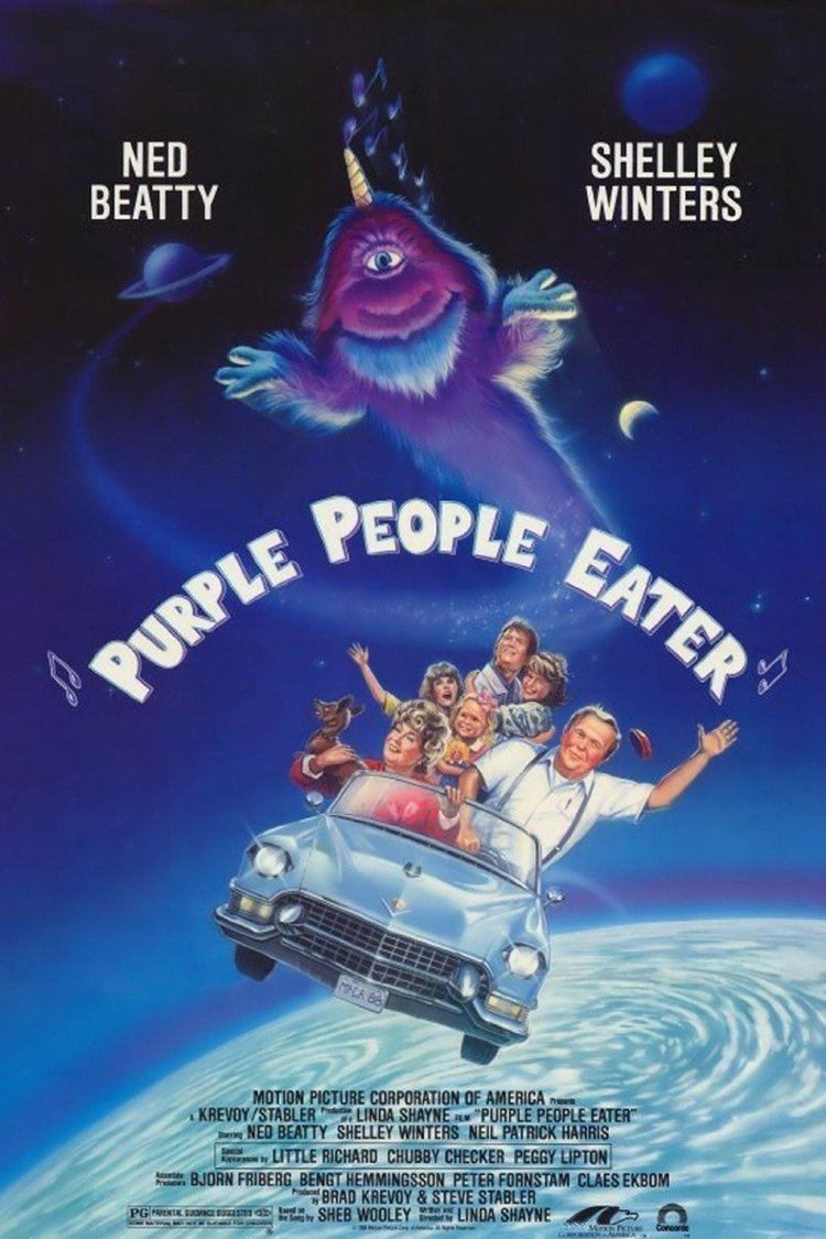 Purple People Eater (film) wwwgstaticcomtvthumbmovieposters11341p11341