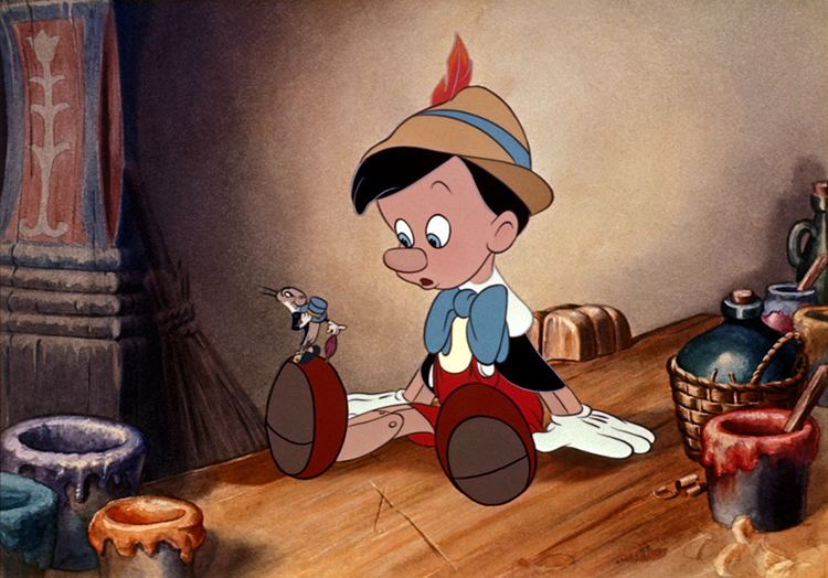 Puss Gets the Boot movie scenes Pinocchio was the studio s second full length feature and was based on The Adventures of Pinocchio an 1883 children s story by Carlo Collodi