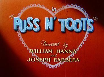 Puss n Toots movie poster