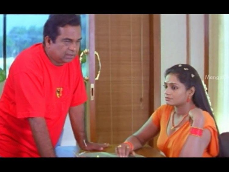 Puthiya Aatchi movie scenes Sindhuri Movie Scenes Brahmanandam trying to impress his colleague Surya Divyasri Akshaya