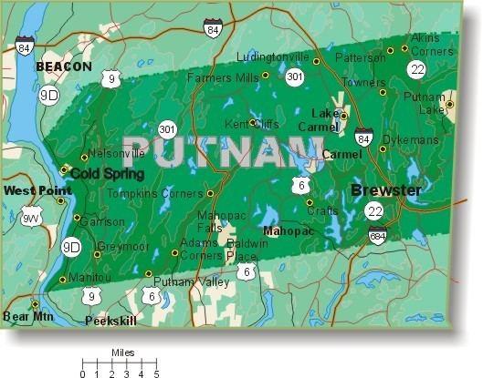 Putnam County, New York - Alchetron, the free social ... on