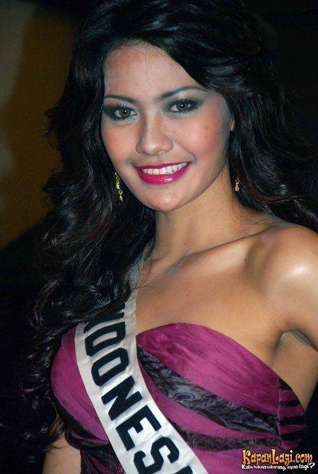 Putri Raemawasti Miss amp Putri Indonesia 20052015
