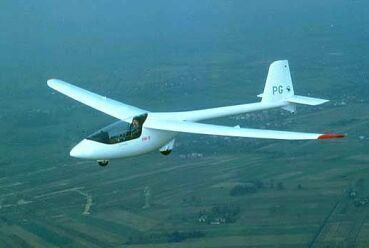 PW-5 World Class Glider PW5 Smyk