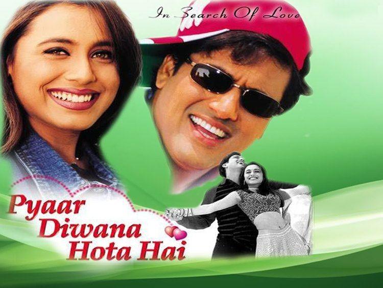 Pyaar Diwana Hota Hai 2002 COMEDY Govinda Rani Mukherji