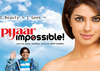 Review Review Priyanka elevates Pyaar Impossible