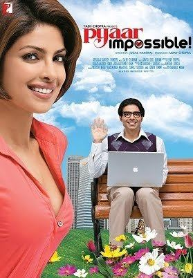 Pyaar Impossible Full Title Song Uday Chopra Priyanka Chopra