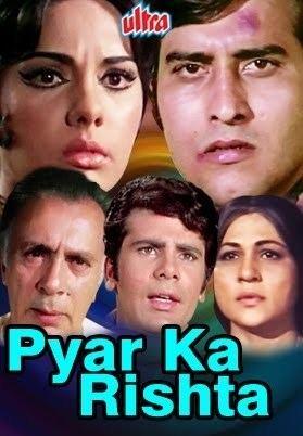 Pyaar Ka Rishta 1973 Hindi Movie Watch Online Filmlinks4uis