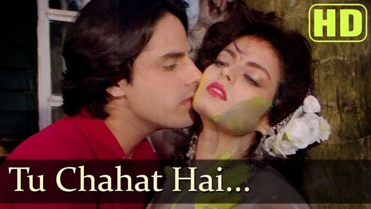 Tu Chahat Hai Tu Dhadhkan Hai HD Rahul Roy Sheeba Nadeem