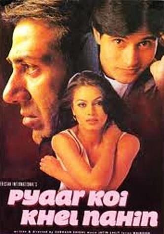 Pyaar Koi Khel Nahin Movie on Star Gold Pyaar Koi Khel Nahin Movie