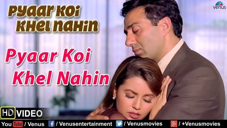 Pyaar Koi Khel Nahin Full Video Song Pyaar Koi Khel Nahin Sunny