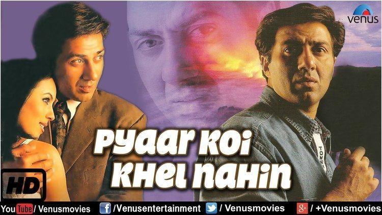 Pyaar Koi Khel Nahin HD Hindi Full Movie Sunny Deol Full