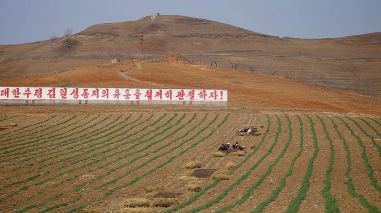 Pyongyang Beautiful Landscapes of Pyongyang
