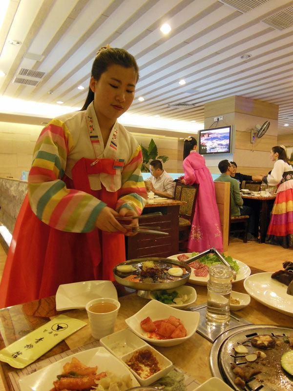 Pyongyang Cuisine of Pyongyang, Popular Food of Pyongyang
