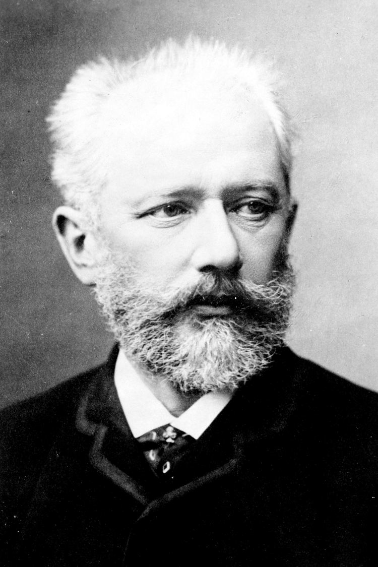 Pyotr Ilyich Tchaikovsky List of compositions by Pyotr Ilyich Tchaikovsky