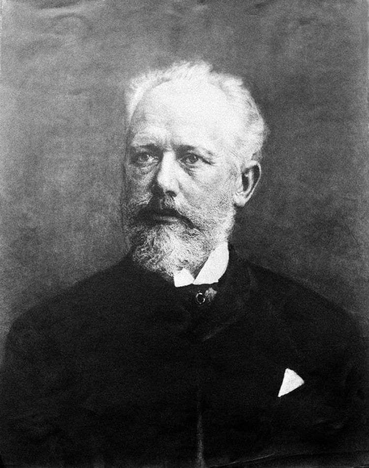 Pyotr Ilyich Tchaikovsky Pyotr Ilyich Tchaikovsky Tangan Dingin di Balik Musik