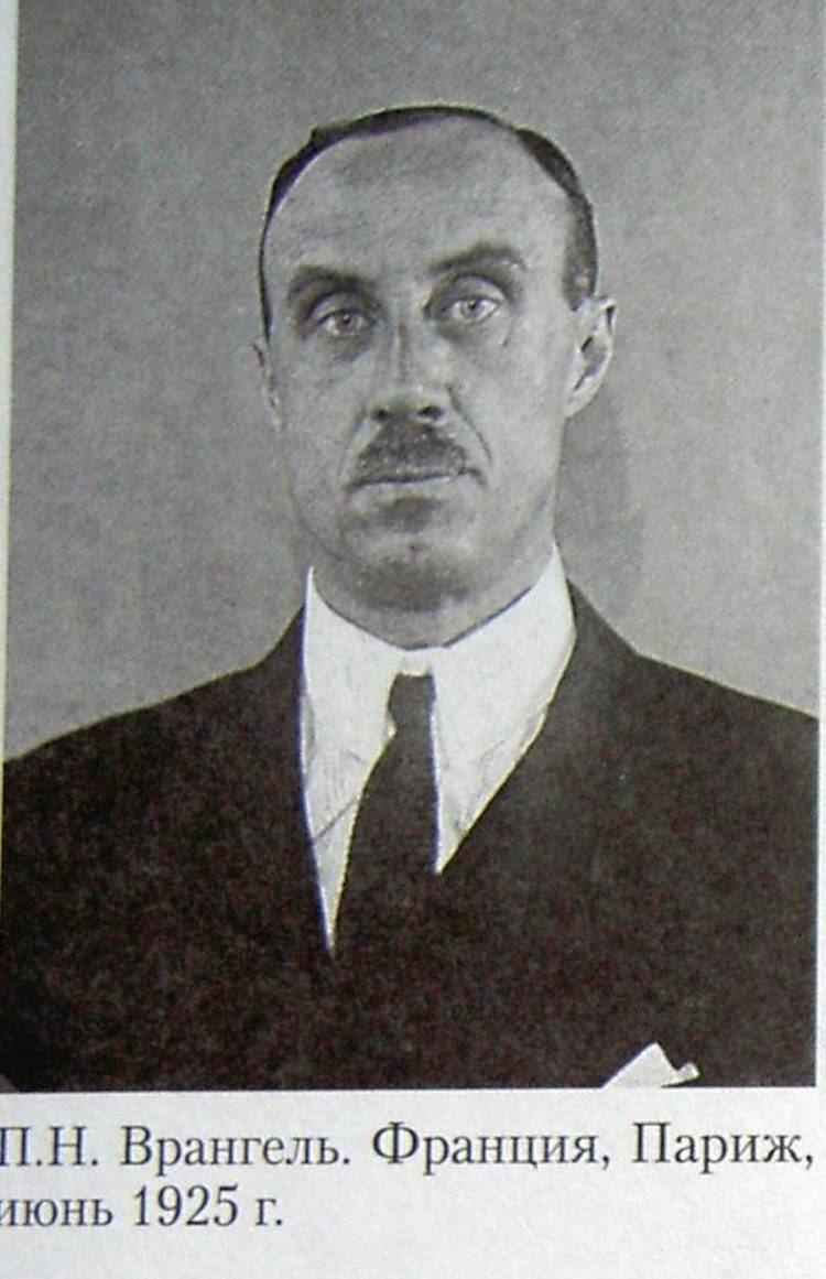 Pyotr Nikolayevich Wrangel Classify Pyotr Wrangel
