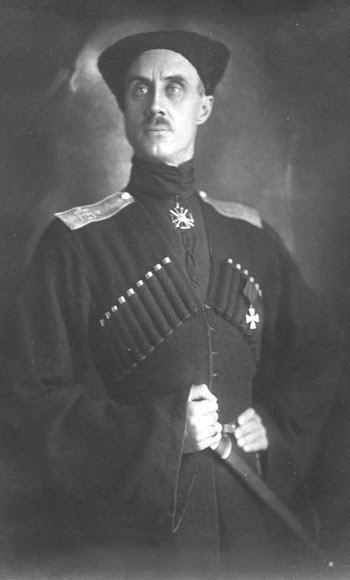 Pyotr Nikolayevich Wrangel Peter Nikolayevich Wrangel Aristocrats