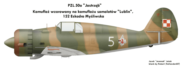 PZL.50 Jastrząb PZL50 Jastrzab Request