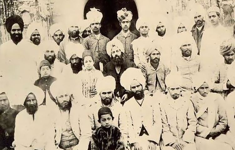 Qadian in the past, History of Qadian