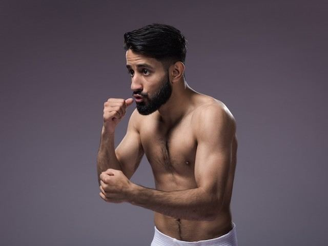Qais Ashfaq Interview Qais Ashfaq going for gold Sports Mole