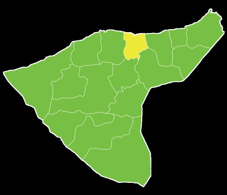 Qamishli Subdistrict