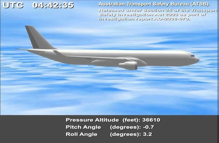 Qantas Flight 72 Alchetron The Free Social Encyclopedia