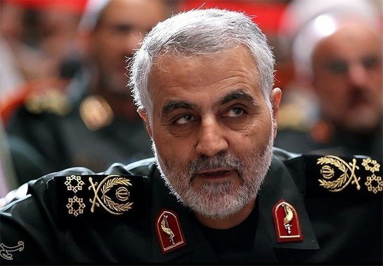 Qasem Soleimani Major General Qassem Soleimani