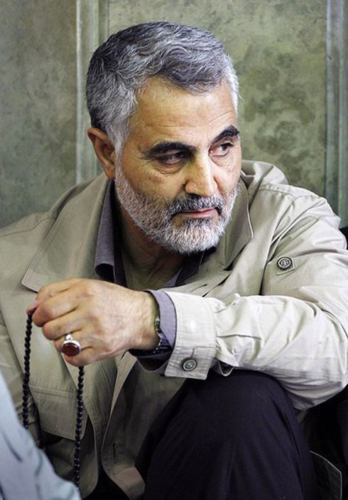 Qasem Soleimani Who is the elite Iranian force behind arms transfers