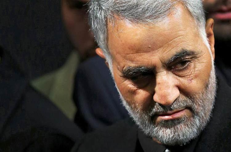 Qasem Soleimani Iran39s Qasem Soleimani Is Guiding Iraqi Forces in Fight