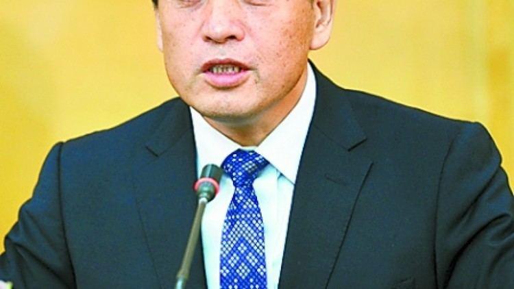 Qin Yuhai Qin Yuhai top Henan official held graft watchdog says South