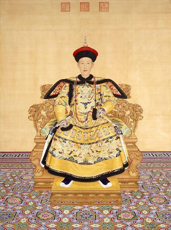 Qing dynasty theqingdynastycomthecontentimages201402Emper