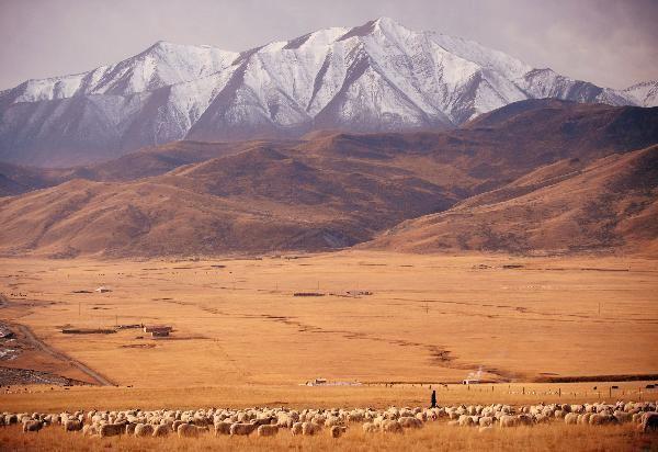 Qinghai Beautiful Landscapes of Qinghai