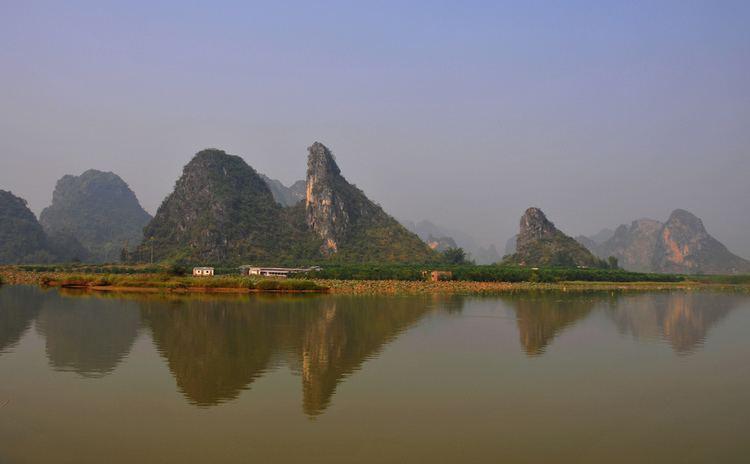 Qingyuan Beautiful Landscapes of Qingyuan