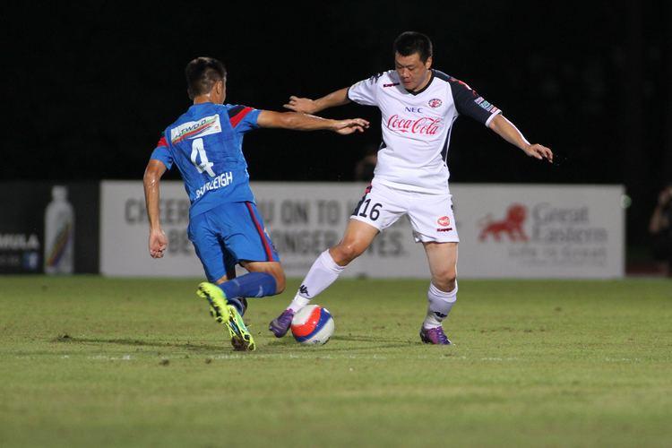 Qiu Li 2012 AFF Suzuki Cup Singapore Player Grades Qiu Li