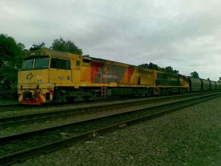 QR National 5020 class