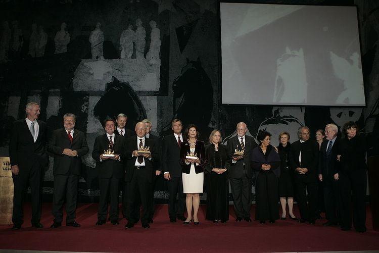 Quadriga (award)