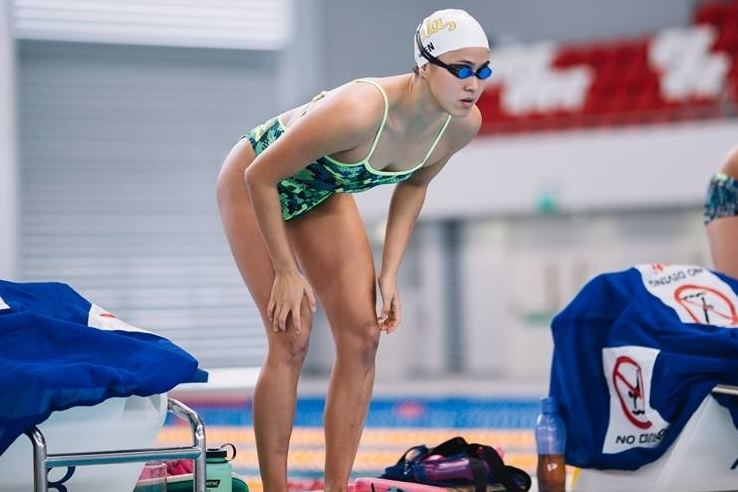Quah Ting Wen Fun facts of each swimmer in the National training squad