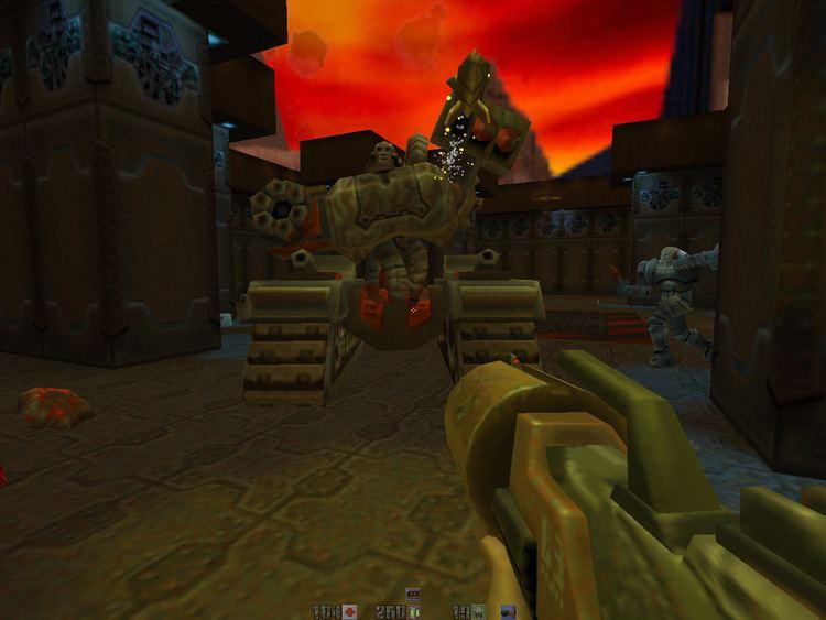 Quake II - Alchetron, The Free Social Encyclopedia