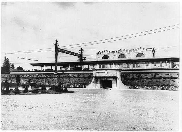 Quaker Ridge (NYW&B station)