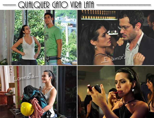 Qualquer Gato Vira-Lata Dicas de Filmes Qualquer Gato ViraLata Ivna Castro