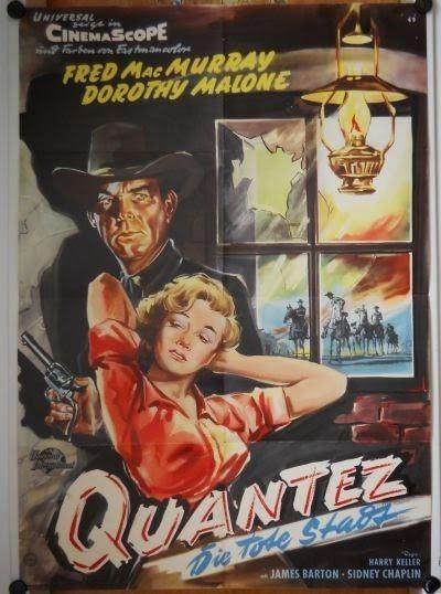 Quantez Lauras Miscellaneous Musings Tonights Movie Quantez 1957